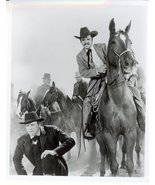 Unforgiven Burt Lancaster Audie Murphy Press Promo Publicity Photo Film - $5.98