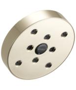 "Brizo 87375-GL Odin H2Okinetic 1.75 GPM 5"" Round Rain Shower Head Luxe Gold - $142.55"