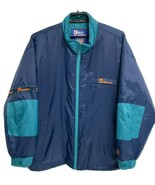 Vintage 90s Miami Dolphins Pro Player sewn jacket lined zipper size XGD/XL - $29.59