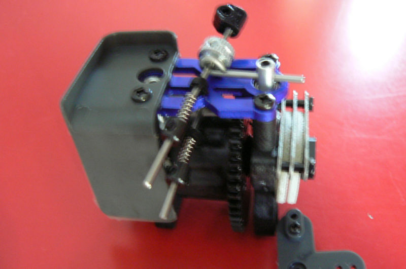 REDCAT RACING AVALANCHE COMPLETE CENTER DIFFERENTIAL