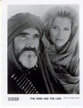 Wind and the Lion Sean Connery Candice Bergen Press Promo Photo #2 Film - $5.98
