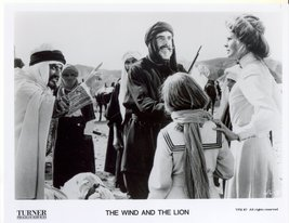Wind and the Lion Sean Connery Candice Bergen Press Promo Photo #3 Film - $5.98