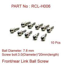 REDCAT RACING ROCKSLIDE FR RR LINKBALL SCREWS RCL-H006 - $5.99