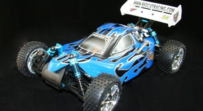 REDCAT RACING TORNADO EPX PRO 1/10  BRUSHLESS ELECTRIC SUPER FAST NEW IN THE BOX