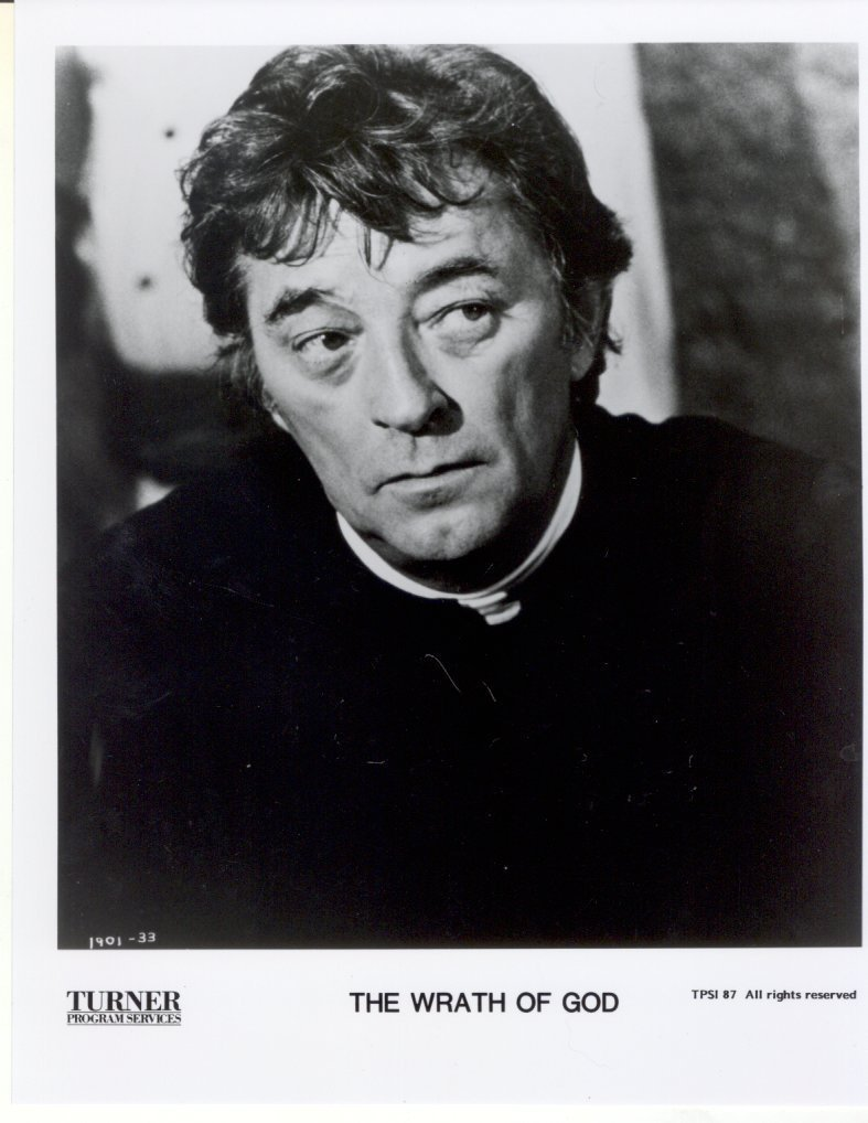 Wrath of God Press Publicity Photo #4 Robert Mitchum Film Movie