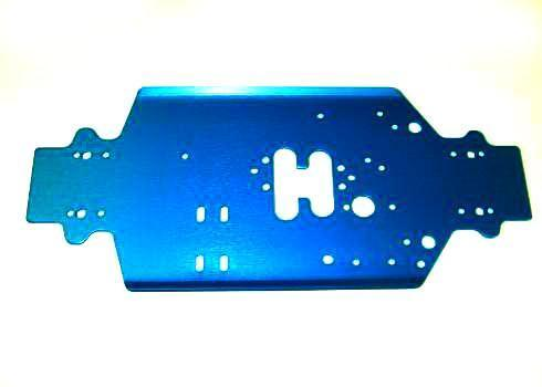 REDCAT RACING TREMOR BLUE ALUMINUM CHASSIS NEW 82801