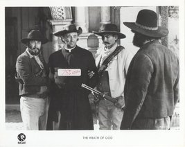 Wrath of God Press Publicity Photo Robert Mitchum Film Movie - $5.98