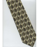 PAVIA Tie, Made in Italy ~ White, Black, Brown ... - $19.00
