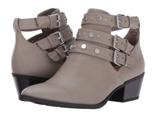 dbb83cd7d15a48 12. 12. Previous. Circus Sam Edelman Henna Putty Ankle Buckle Studded  Booties Boots Festival Sz 6