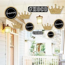Hanging HOCO Dance - Outdoor Homecoming Hanging Porch & Tree Yard Decora... - €48,72 EUR