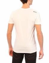 Bench Betty Urban Streetwear Men's White Graphic T-Shirt NWT image 2
