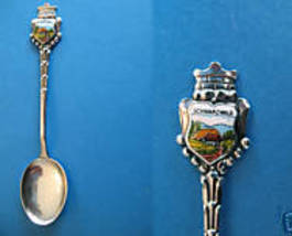 SCHWARZWALD BLACK FOREST GERMANY Souvenir Collector Spoon 90 GERMAN Collectible - $6.95