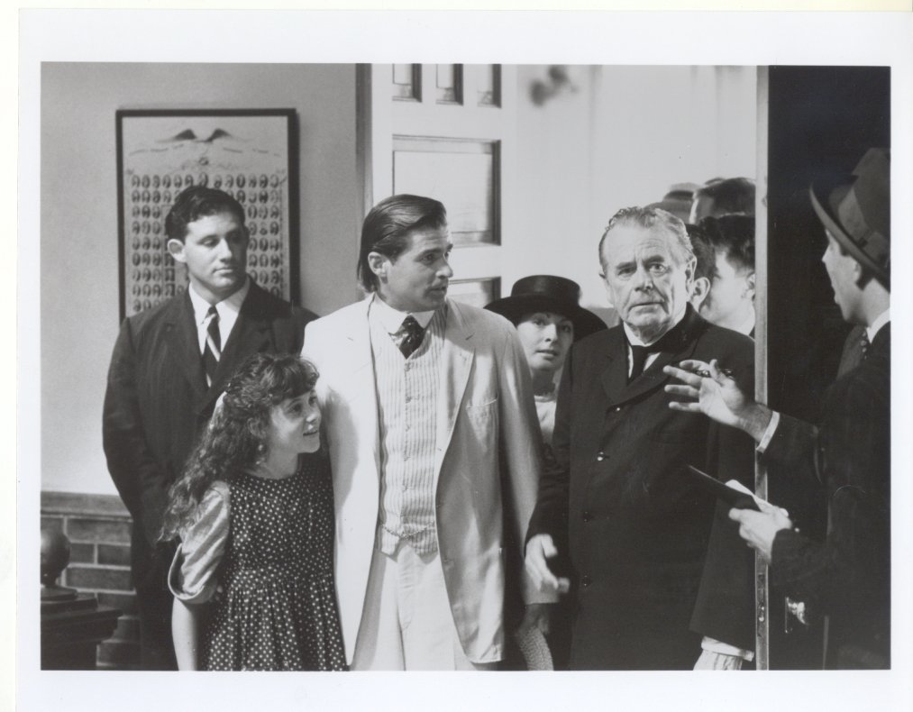 2 Final Verdict Glenn Ford Treat Williams Press Photos Movie Film