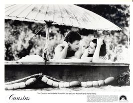 6 Cousins Ted Danson Sean Young Isabella Rossellini 1989 Press Photo Mov... - $6.99