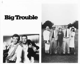 3 Big Trouble Peter Falk Alan Arkin Beverly D'Angelo 1986 Press Photos M... - $5.99