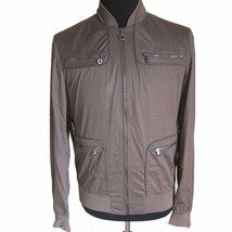 Pre-owned Salvatore Ferragamo Mens Brown Jacket Size S Small 48 F-009200 - $399.99