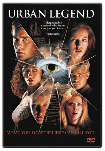 Urban Legend (1998) DVD