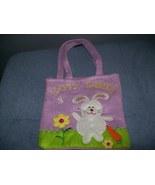 Easter felt bag for goodies - $2.50