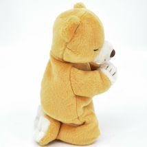 1998/1999 Ty Beanie Baby Original Hope the Praying Bear Beanbag Plush Doll Toy image 3