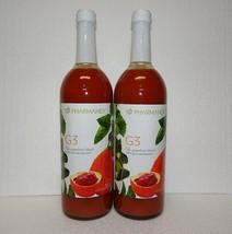 2X Bottles: Nu Skin Nuskin Pharmanex G3 Juice Pack SEALED  - $105.00