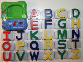 Leap Frog LeapFrog Fridge Phonics Magnetic Large Alphabet Complete Set - $29.44