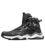 RAX Men's Waterproof Lightweight Leather Hiking Boot Venture 9.5 M US Black - $86.00