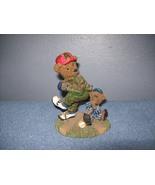 baseball bears statue - $1.00