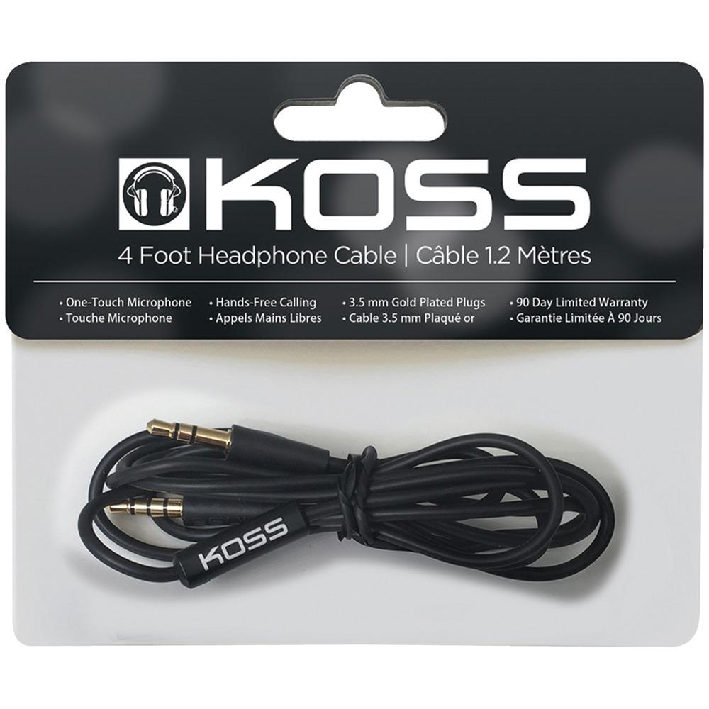 Koss CDM40IHB Headphone Mic Accessory, Audio and 50 similar items