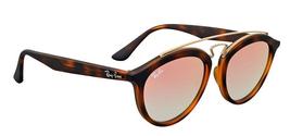 Ray Ban Gatsby II Sunglasses RB 4257 c.6267/B9 Matte Tortoise Copper Mirror 50mm - $112.19