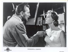 Wonderful Country Robert Mitchum Julie London Press Promo Publicity Phot... - $9.99