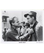 White Heat James Cagney Edmond O'Brien Press Promo Photo Jimmy Noir Film... - $5.98