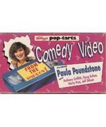 Kellogg's Pop-Tarts Comedy Video with Paula Poundstone [VHS Tape] Paula ... - $16.99