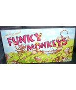 FUNKY MONKEYS Be The Top Banana Board Game NEW! 1999 - $29.96