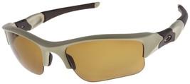 Nuovo Oakley Si Protettivi Xlj Deserto W/Bronzo Polarizzato 53-100 - $180.83