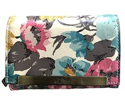 Patricia Nash Cametti First Bloom Wallet