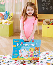 Giant Educational Workbooks ( Preschool ) - $18.73