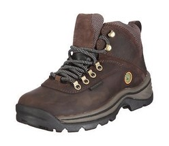 Timberland Womens White Ledge Ankle Boots Dark Brown 5.5 UK - $3.818,76 MXN