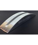 """BMW Certification 8"""" Metal Letter Holder 1997 - $34.60"""