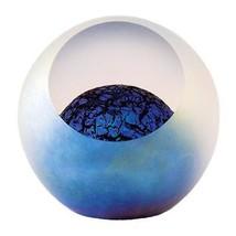Glass Eye Studio Celestial Series Kepler 62F Planetary Paperweight Art N... - $119.95