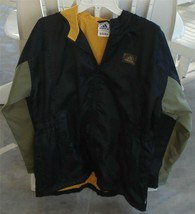 Nice Very Gently Used Girls Xl 12-14 Adidas Lined Windbreaker Jacket, Exc. Cond - $29.69
