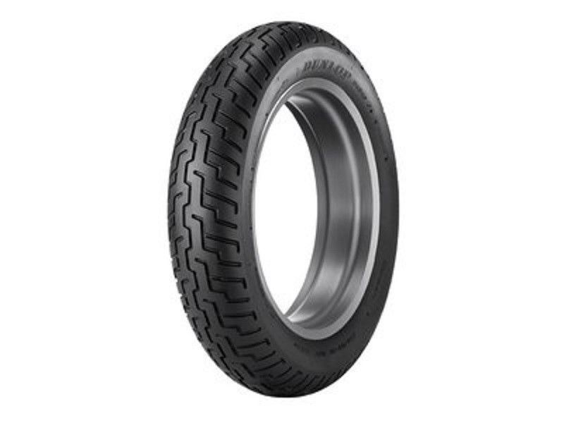 New Dunlop D404 Front 110/90-19 Blackwall Motorcycle Tire 62H