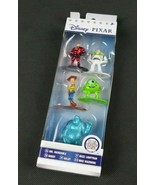 Disney Pixar Mano Meraligs 5 Pack Figure Die-Cast Metal  - $15.00