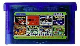 24 in 1 (b) - GameBoy advance GBA Video-Game - $28.13 CAD
