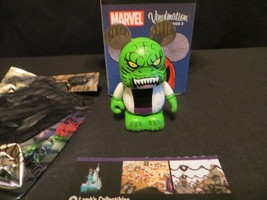 Disney Parks Vinylmation Marvel Spiderman Series 2  Lizard Villain figure 3 inch - $7.60