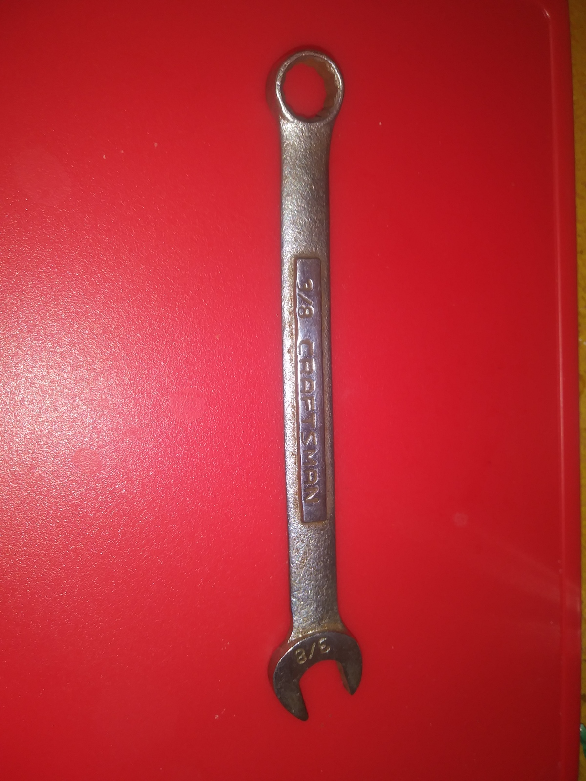 Primary image for 3/8 Craftsman Wrench
