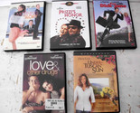 DVD LOT OF 5 MOVIES - Romantic Comedy - Under the Tuscan Sun, Love & Other Drugs