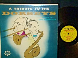 Pop Goes the Basie and A Tribute to the Dorseys AA-192017 Collectible image 3