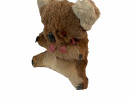 "Vtg Genuine Fur Stuffed Made Australia Australian Koala Bear 11"" Plush Joey Cub image 8"