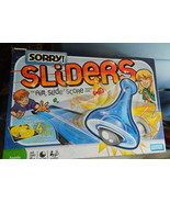 Sorry Sliders Board Game-Complete - $24.00
