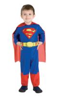 Rubies Superman Toddler Costume Toddler Size 2-4 - $19.79